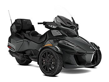 2018 can-am Spyder RT for sale 200581589