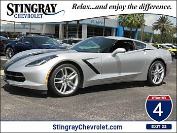 2018 chevrolet Corvette for sale 100892381