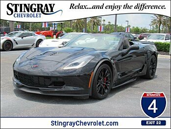 2018 chevrolet Corvette for sale 100892387