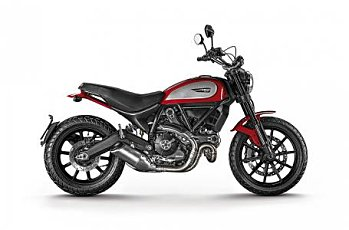 2018 ducati Scrambler for sale 200531901