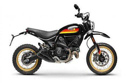2018 ducati Scrambler for sale 200592719