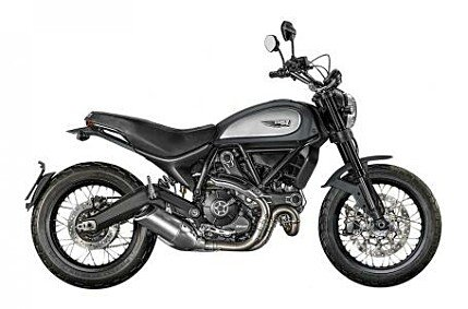 2018 ducati Scrambler for sale 200603997