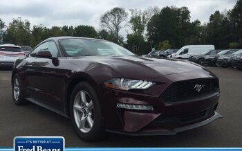 2018 ford Mustang Coupe for sale 101005652