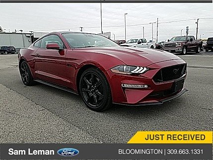 2018 ford Mustang GT Coupe for sale 101043647
