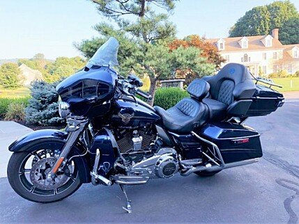 2018 harley-davidson CVO for sale 200623974