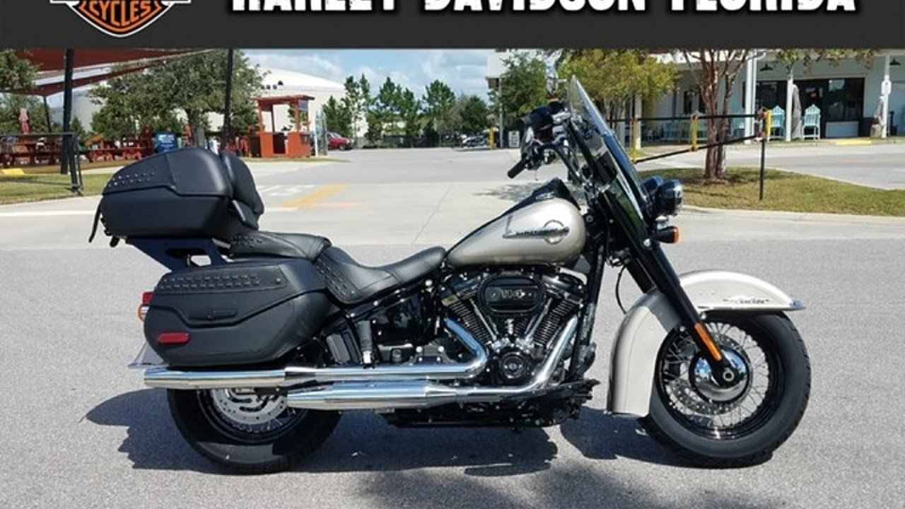 Harley Davidson: 2018 Harley-Davidson Softail Heritage Classic 114 For Sale