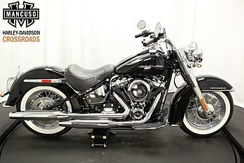2018 harley-davidson Softail Deluxe for sale 200559767