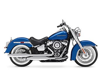 2018 harley-davidson Softail Deluxe for sale 200576520