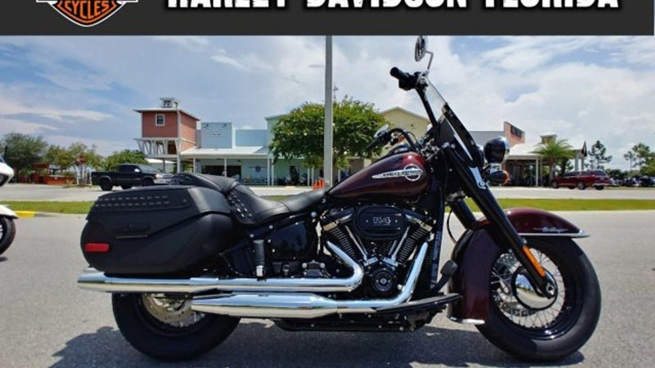 2018 harley-davidson Softail Heritage Classic 114 for sale 200581770