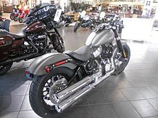 2018 harley-davidson Softail for sale 200603585