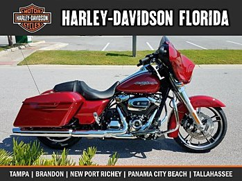 2018 harley-davidson Touring Street Glide for sale 200523589