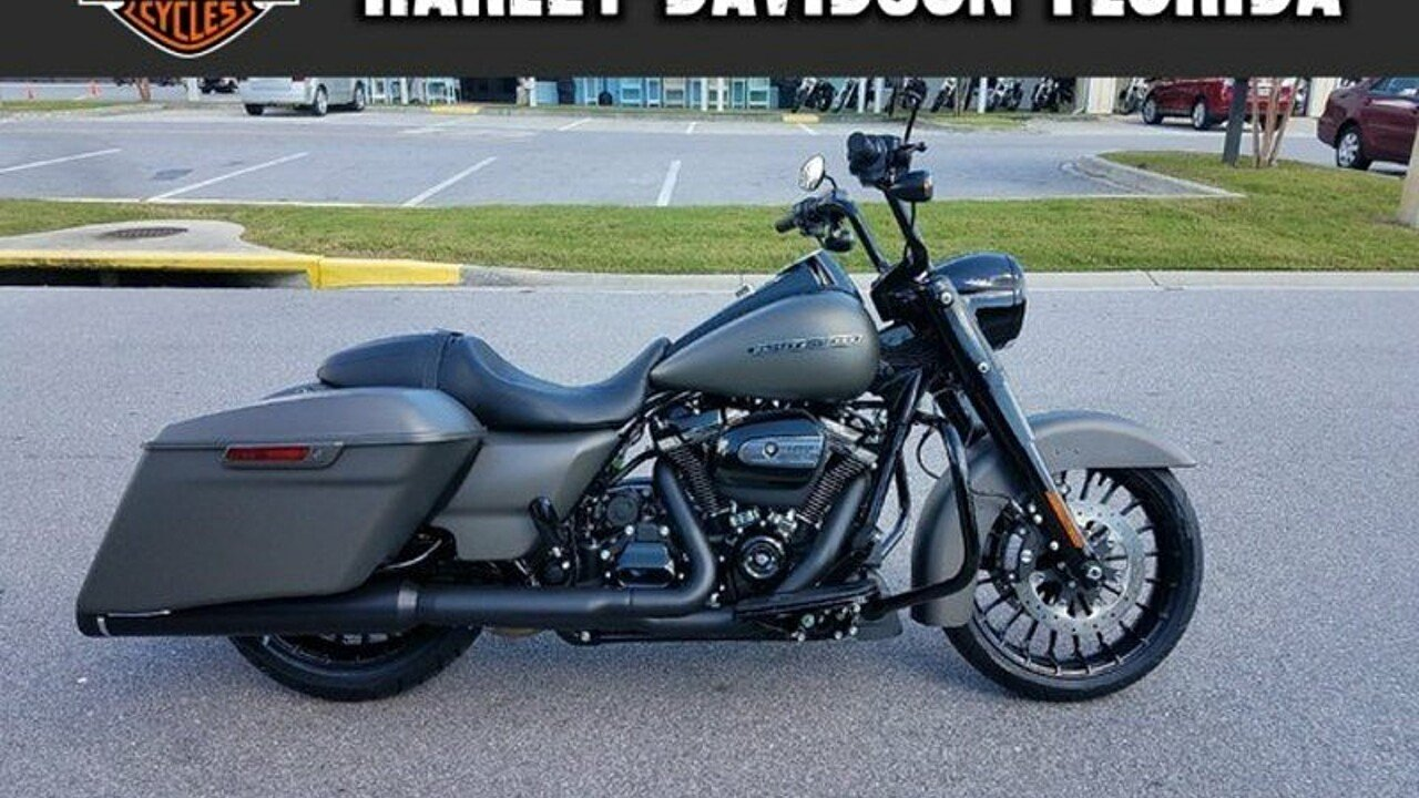 2018 harley-davidson Touring Road King Special for sale 200523716