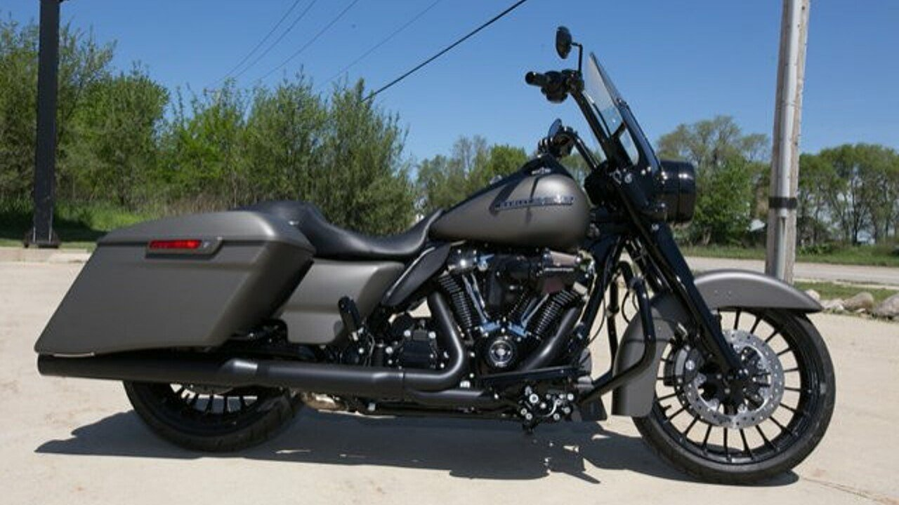 2018 harley-davidson Touring Road King Special for sale 200581674