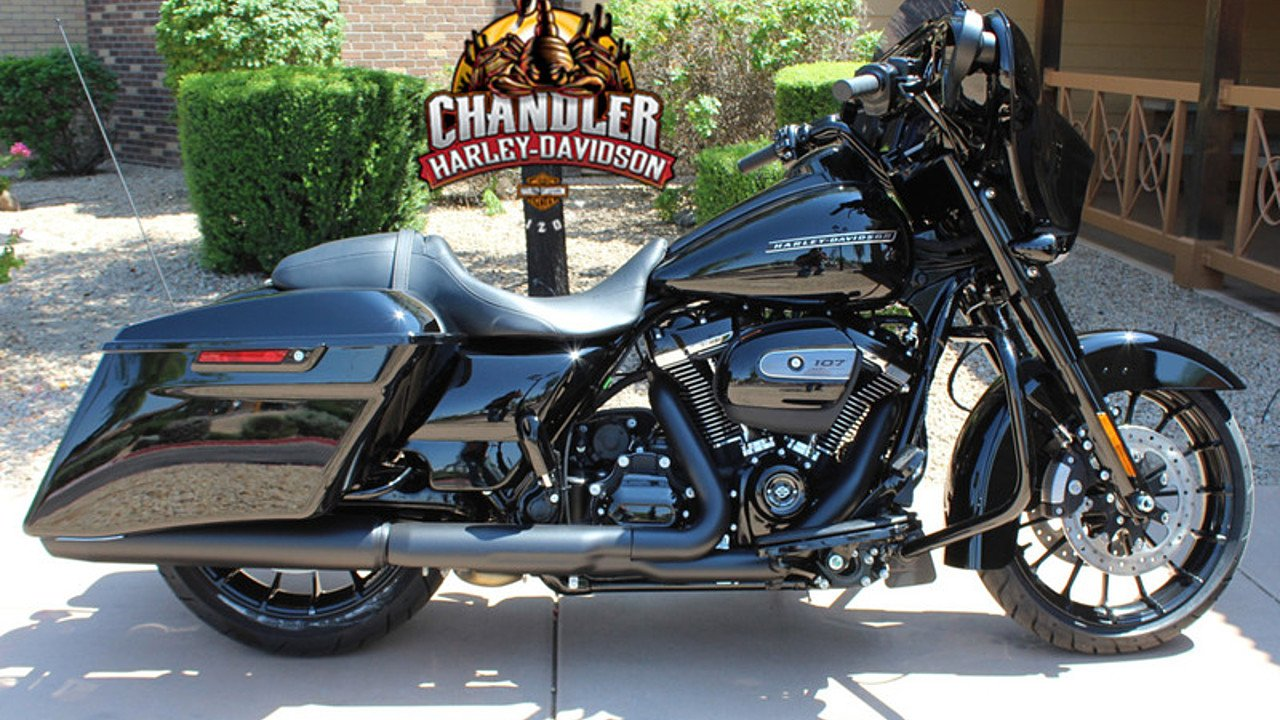 2018 harley-davidson Touring Street Glide Special for sale 200596671