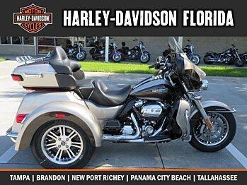 2018 harley-davidson Trike Tri Glide Ultra for sale 200603741