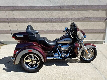 2018 harley-davidson Trike Tri Glide Ultra for sale 200628337