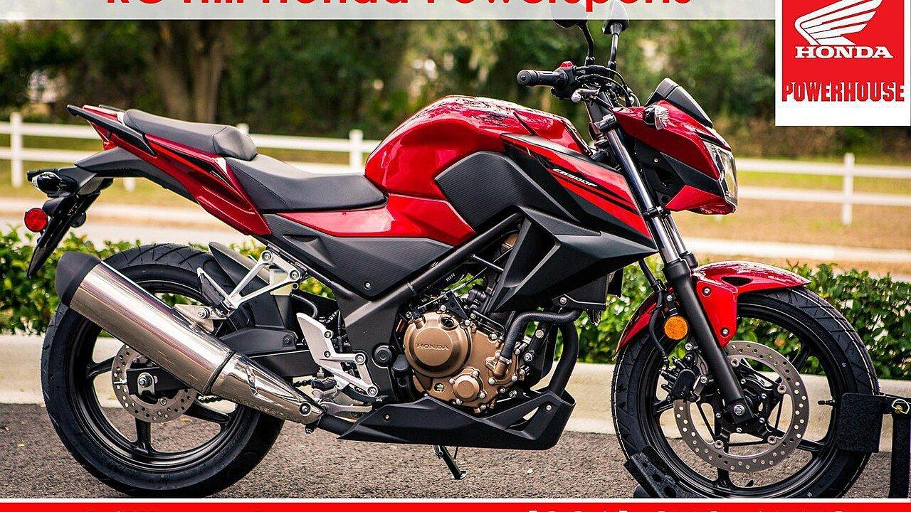 2018 honda CB300F for sale 200532434