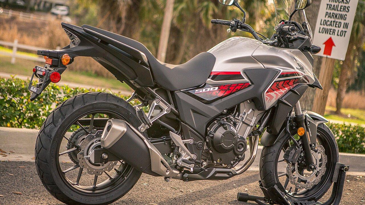 2018 honda cb500x for sale near deland florida 32720 motorcycles on autotrader. Black Bedroom Furniture Sets. Home Design Ideas