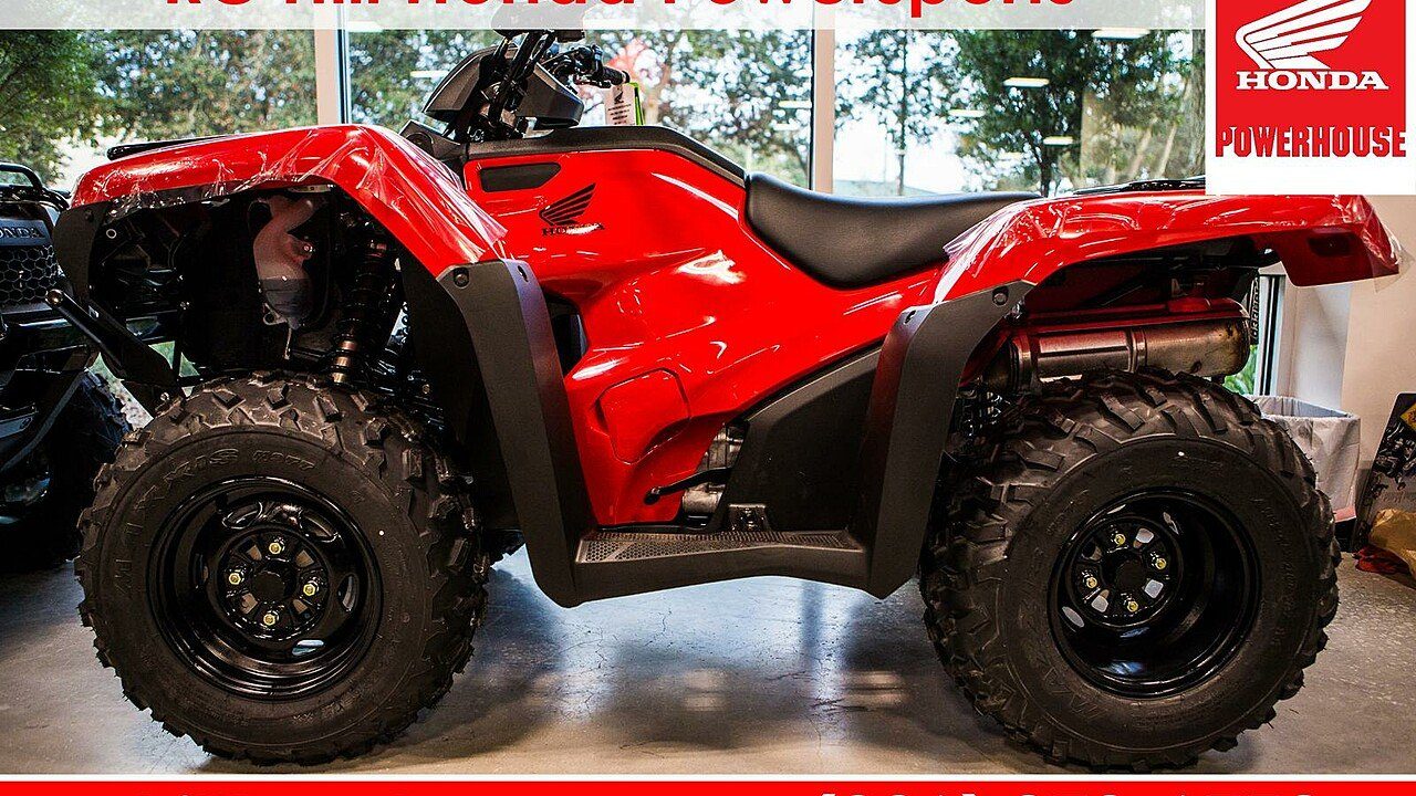2018 honda FourTrax Rancher for sale 200533131