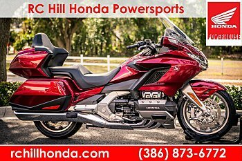 2018 honda Gold Wing for sale 200543157