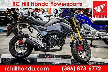 2018 honda Grom ABS for sale 200614876