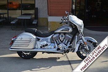 2018 indian Chieftain Elite Limited Edition w/ ABS for sale 200559153