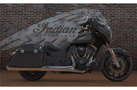 2018 indian Chieftain Standard w/ ABS for sale 200605536