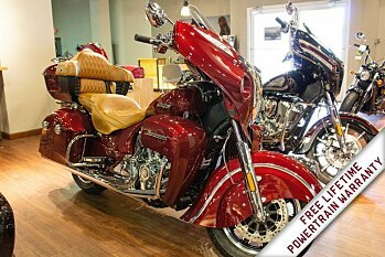 2018 indian Roadmaster for sale 200531540