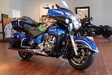 2018 indian Roadmaster for sale 200495496