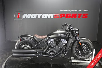 2018 indian Scout Bobber ABS for sale 200595534
