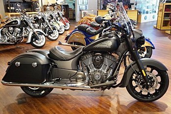 2018 indian Springfield for sale 200607297