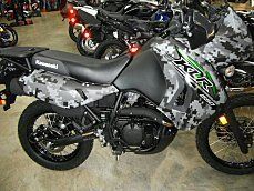 2018 kawasaki KLR650 for sale 200618855