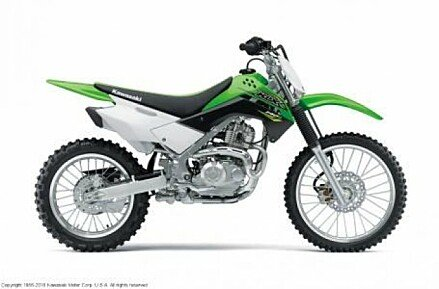2018 kawasaki KLX140L for sale 200480205
