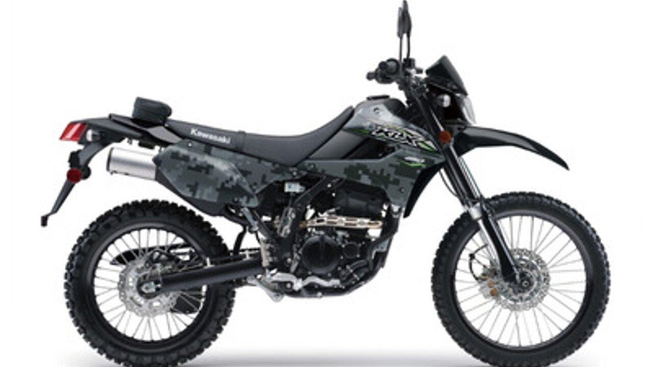 2018 kawasaki KLX250 for sale 200528444