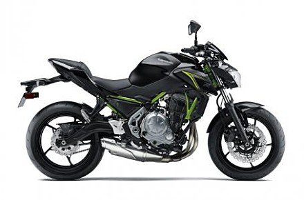 2018 kawasaki Z650 ABS for sale 200612730