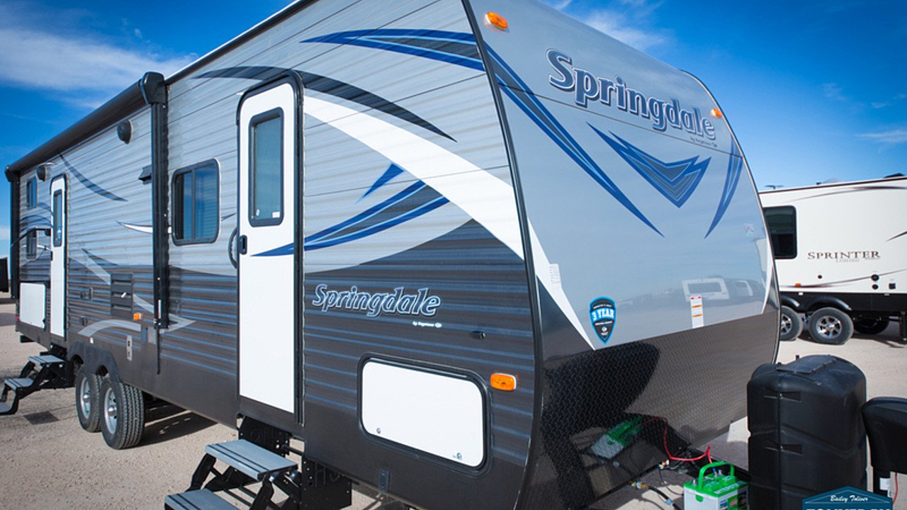 2018 keystone Springdale for sale 300170615