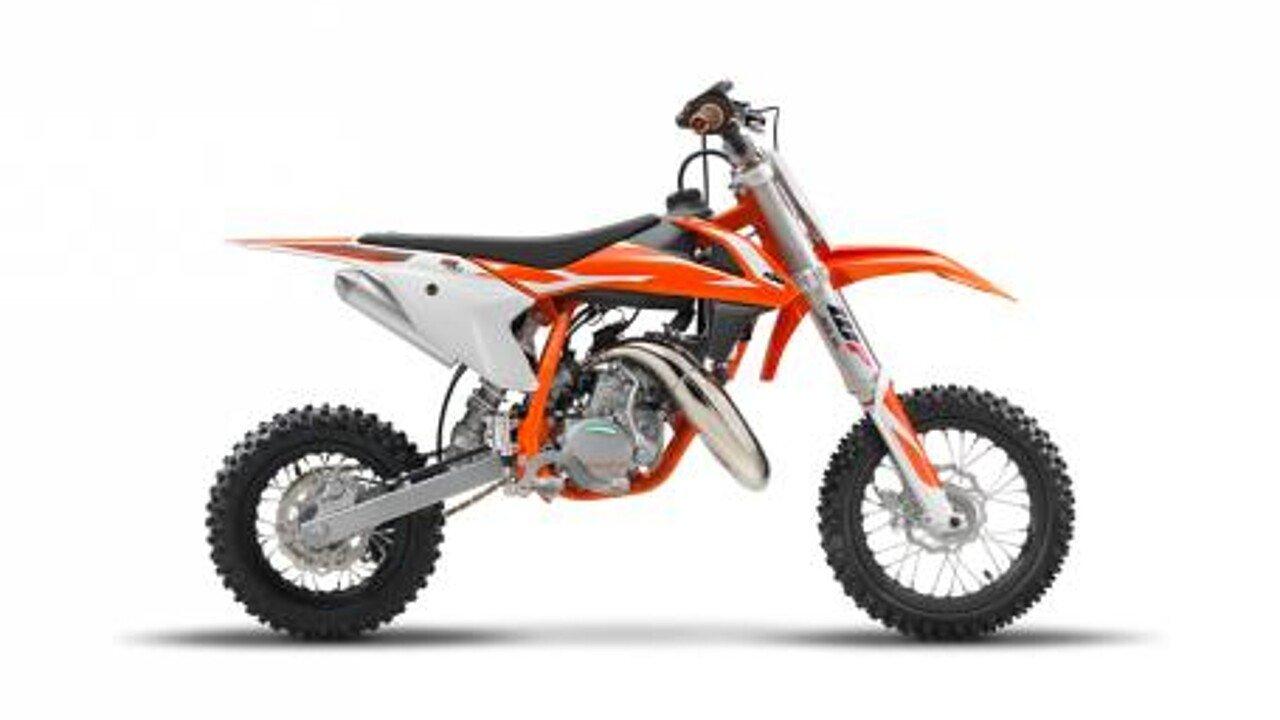 2018 ktm 50SX for sale 200501529