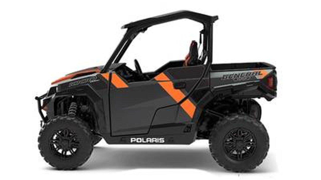 2018 polaris General for sale 200552524