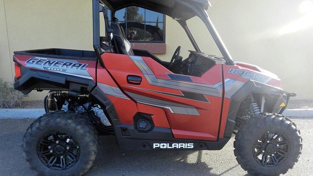 2018 polaris General for sale 200568502