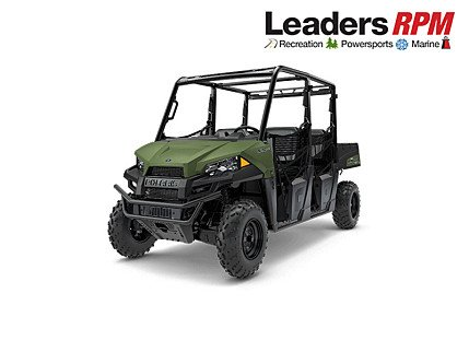 2018 polaris Ranger Crew 570 for sale 200511357
