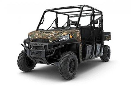 2018 polaris Ranger Crew XP 900 for sale 200608463