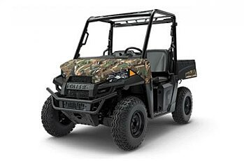 2018 polaris Ranger EV for sale 200607575