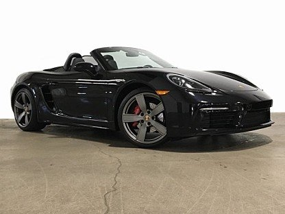 2018 porsche 718 Boxster S for sale 101033356