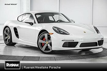 2018 porsche 718 Cayman for sale 100960894