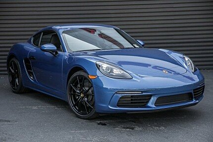 2018 porsche 718 Cayman for sale 101008554