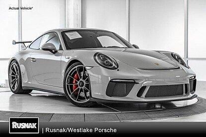 2018 porsche 911 GT3 Coupe for sale 101025477