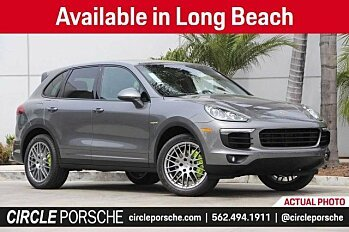 2018 porsche Cayenne S E-Hybrid for sale 100955610