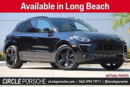 2018 porsche Macan for sale 101012087