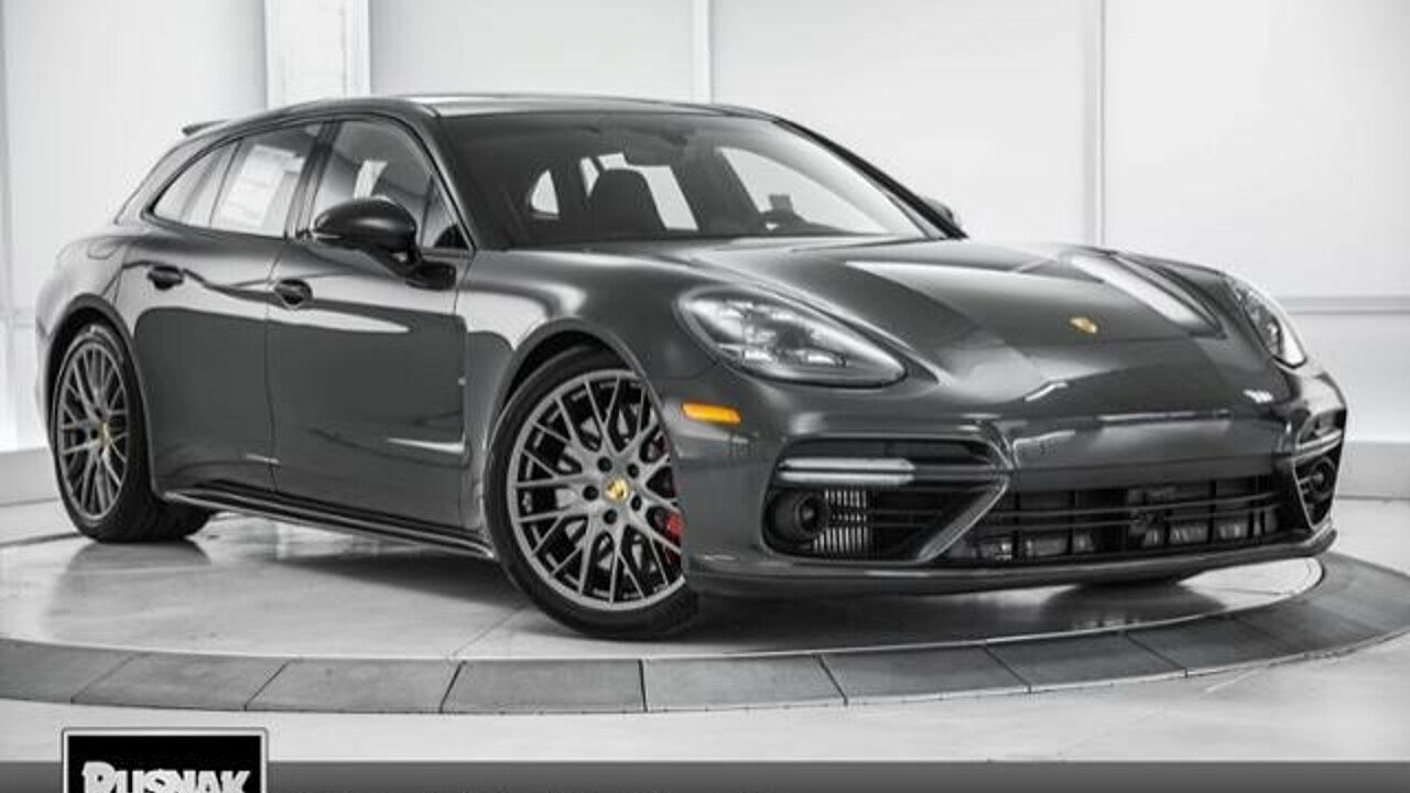 2018 porsche Panamera Turbo Sport Turismo for sale 100968492