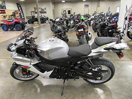 2018 suzuki GSX-R600 for sale 200595943